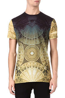 SYSTVM Cathedral ceiling t-shirt