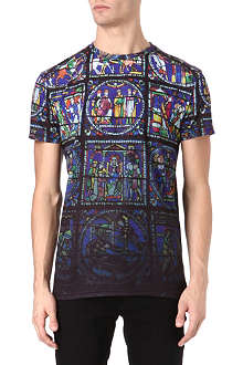 SYSTVM Church glass t-shirt