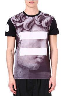 SYSTVM David printed t-shirt