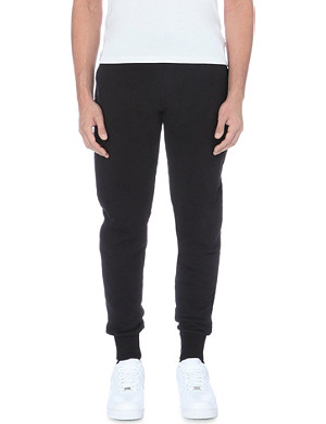 BLOOD BROTHER Wyre cotton-jersey jogging bottoms