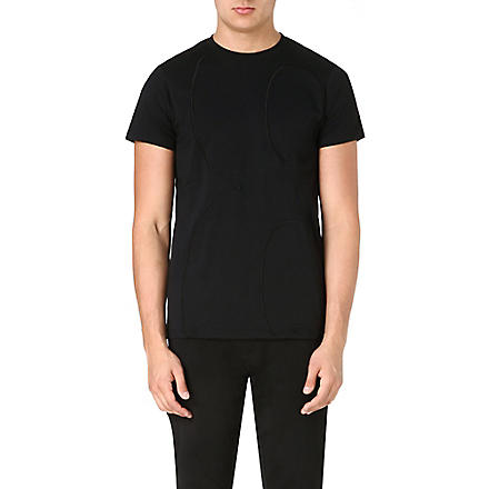 BLOOD BROTHER Hero 8 stitch tee (Black