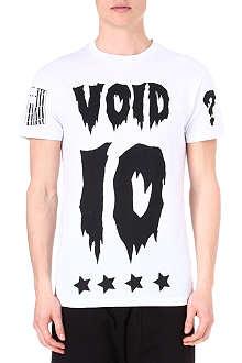 SYSTVM Void 10 t-shirt