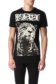 FRIEND OR FAUX Leopard t-shirt