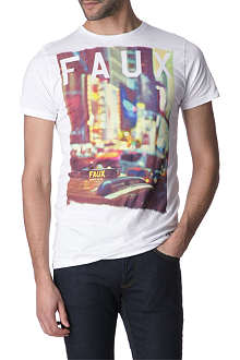 FRIEND OR FAUX Taxi t-shirt
