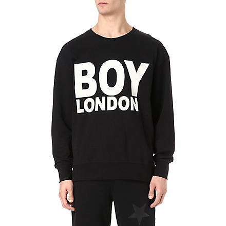 BOY LONDON Logo sweatshirt (Black