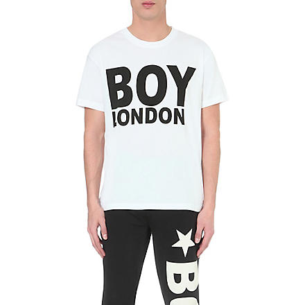 BOY LONDON Boy London t–shirt (White