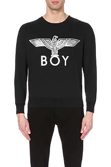 BOY LONDON Metallic Eagle sweatshirt
