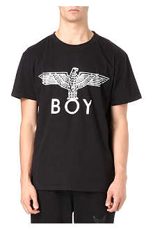 BOY LONDON BOY LONDON logo t-shirt