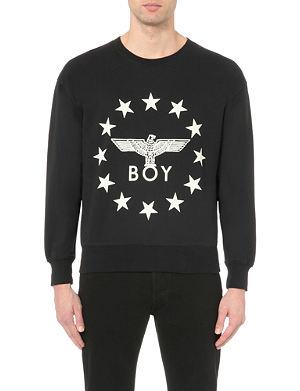 BOY LONDON Eagle Star sweatshirt