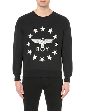 BOY LONDON Eagle Star sweatshirt