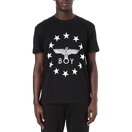 BOY LONDON Eagle Star t-shirt (Black