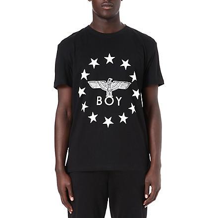 BOY LONDON Eagle Star t-shirt (Black