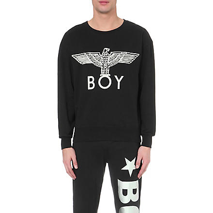 BOY LONDON BOY Eagle sweatshirt (Black