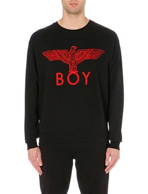 BOY LONDON Eagle logo sweatshirt