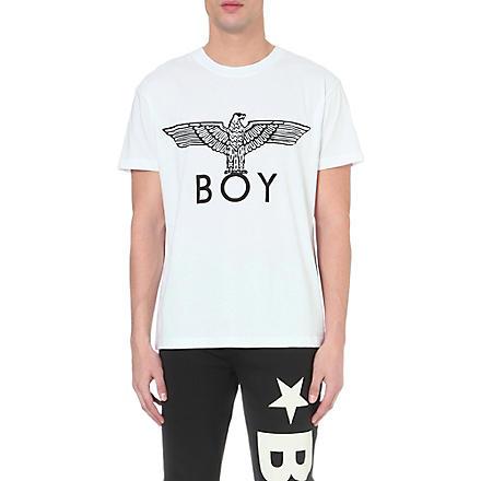 BOY LONDON BOY Eagle t-shirt (White