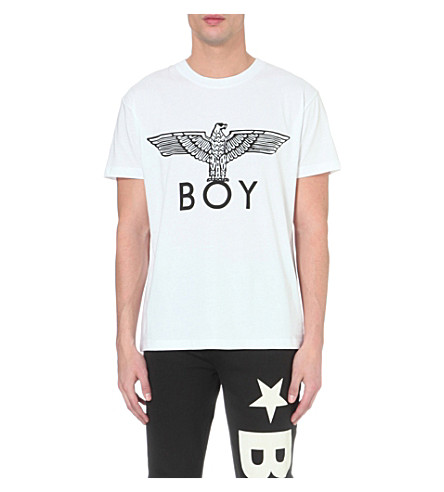 BOY LONDON BOY Eagle T-shirt (White