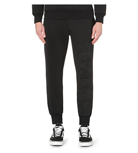 BOY LONDON Neoprene jogging bottoms (Black
