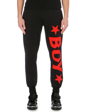 BOY LONDON Logo jogging bottoms