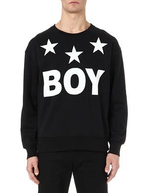 BOY LONDON Boy Star sweatshirt