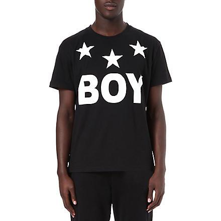 BOY LONDON Boy Star t-shirt (Black