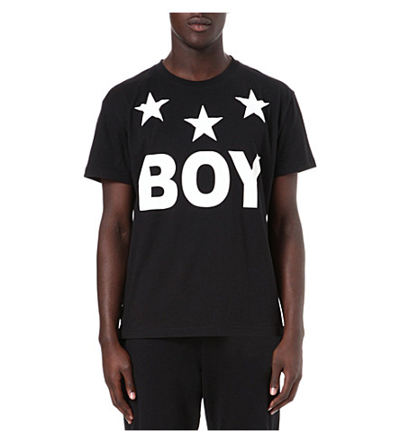 BOY LONDON Boy Star t-shirt (Black