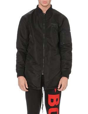 BOY LONDON Eagle-detail MA1 bomber jacket