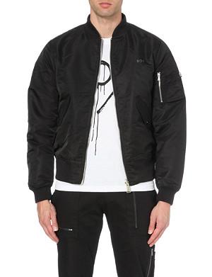 BOY LONDON Eagle emblem bomber jacket