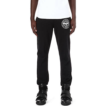 BOY LONDON Eagle logo jogging bottoms (Black