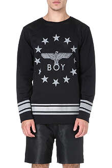 BOY LONDON Star 76 mesh top