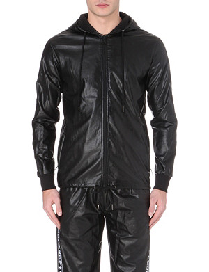 BOY LONDON Faux-leather jacket