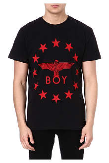 BOY LONDON Red Eagle Star t-shirt