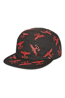 BOY LONDON Logo print baseball cap