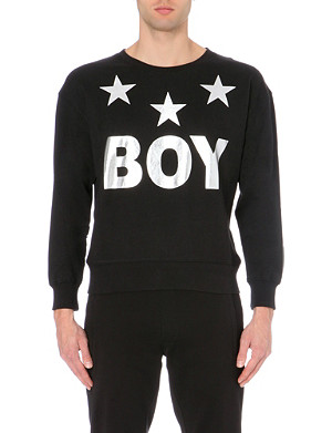 BOY LONDON Boy Star sweatshirt