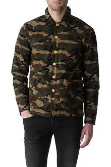 BELLFIELD Camo Communion overshirt