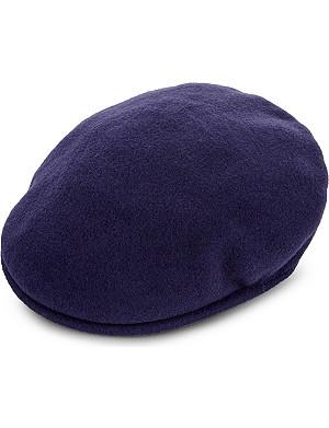 KANGOL 507 seamless wool flat cap
