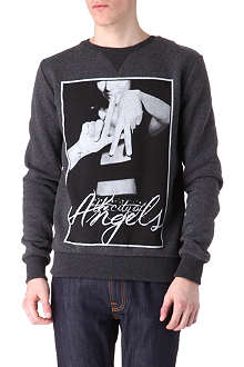 CRIMINAL DAMAGE The City of Angels sweatshirt