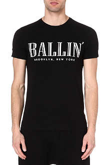 CRIMINAL DAMAGE Ballin t-shirt