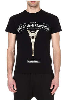 CRIMINAL DAMAGE Reverse Eiffel t-shirt