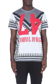 CRIMINAL DAMAGE Dashiki jersey t-shirt