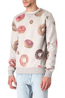 CRIMINAL DAMAGE Donut sweatshirt