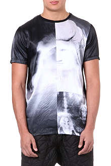 CRIMINAL DAMAGE Eclipse Statue t-shirt