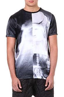 CRIMINAL DAMAGE Eclipse Statue t-shirt