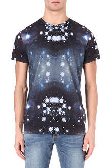CRIMINAL DAMAGE Galactic t-shirt