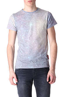 CRIMINAL DAMAGE Galaxy t-shirt
