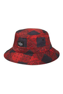 CRIMINAL DAMAGE Paisley bucket hat