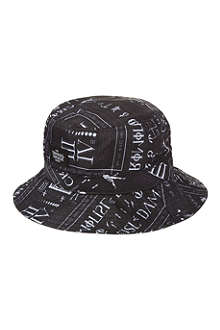 CRIMINAL DAMAGE Scorpian bucket hat