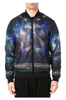 CRIMINAL DAMAGE Shark bomber jacket