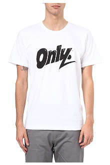 ONLY NY Flash logo t-shirt