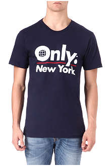 ONLY NY Global logo t-shirt