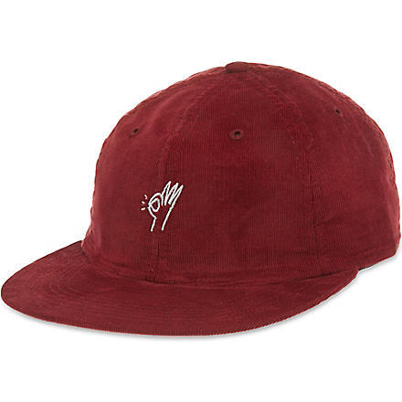 ONLY NY Corduroy only ok cap (Burgundy